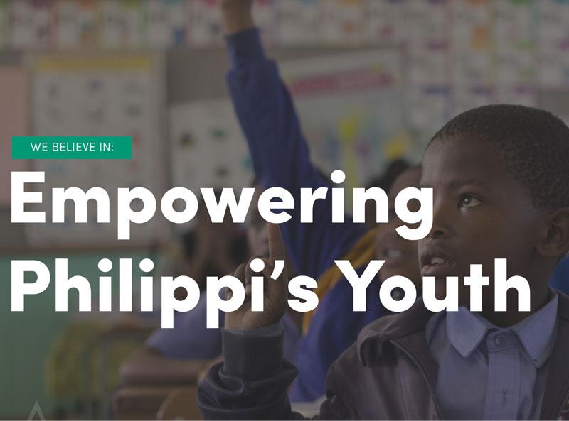 Amandla Development Philippi youth centre mobile
